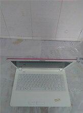 14 polegada portátil windows netbook n3050 duplo núcleo bluetooth 2g emmc ssd 32 gb pode adicionar russo espanhol francês genman teclado hebraico