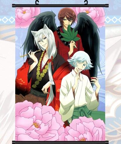 Anime Wall Scroll Poster High School DxD Hero Rias Akeno Home Decor collection