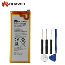 Original Replacement Battery HB3748B8EBC For Huawei C199 C199-CL00 Ascend G7 G7-TL100 Authentic Phone 3000mAh