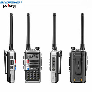 "Image 3 - 2020 BaoFeng UV S9 עוצמה ווקי טוקי CB רדיו משדר 8W 10 ק""מ ארוך טווח נייד רדיו עבור ציד יער עיר שדרוג 5r"