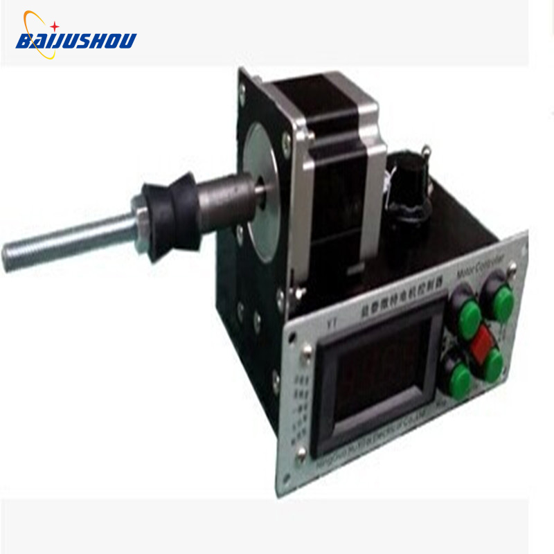 Low Variable Speed Coil Winding Machine Winder 2-Directions 0.1 Turn +Foot Pedal(Tools Sets)