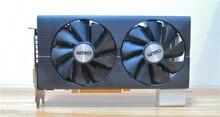 Б. Сапфир RX480 4G D5 DDR5 PCI Express 3,0 компьютерных игр видеокарта HDMI DP