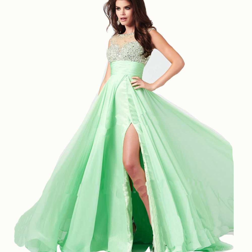 Online Buy Wholesale green prom dresses 2013 from China green prom ...