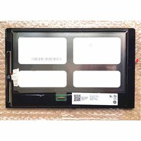 New 10.1 inch for Lenovo MCF 101 1275 V2 LCD Screen Touch Assembly With Frame