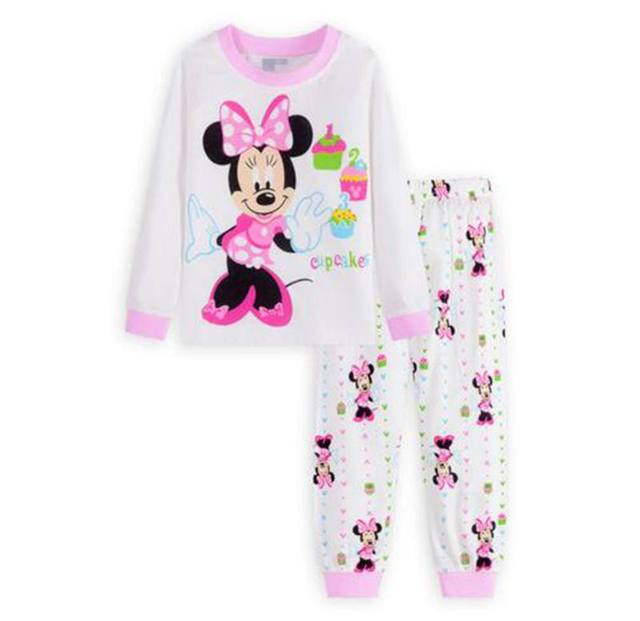 d575841c61a93a New style Autumn Cartoon cotton baby boy pajamas cute character children  pyjamas kids baby boys clothing