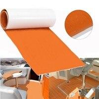 60CMx200CM RV Marine Flooring EVA Foam Boat Decking Teak Sheet Yacht Floor Pad Self Adhesive