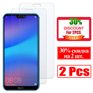 Image 3 - For huawei mate 20 lite glass Protective P20 lite Pro P 20 P20lite P20Pro tempered glas Screen Protector On Mate20 20lite matte
