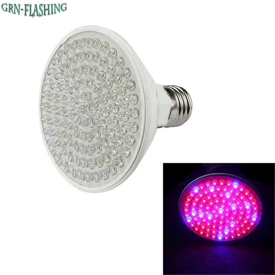 Rasvjetna svjetiljka s punim spektrom 220 V 2/3/5 / 7W crvena plava Led Rasvjeta LED rasadnik Rasadnik šator žarulja za unutarnje stakleničke biljke