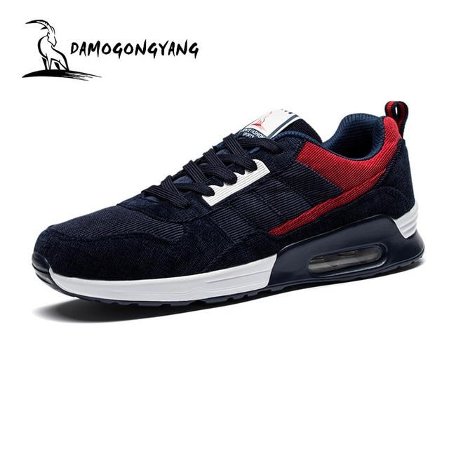 a582e2293c Novos homens correndo sapatos tênis esporte chaussure de esporte barato  masculino esportivo zapatos de hombre mens