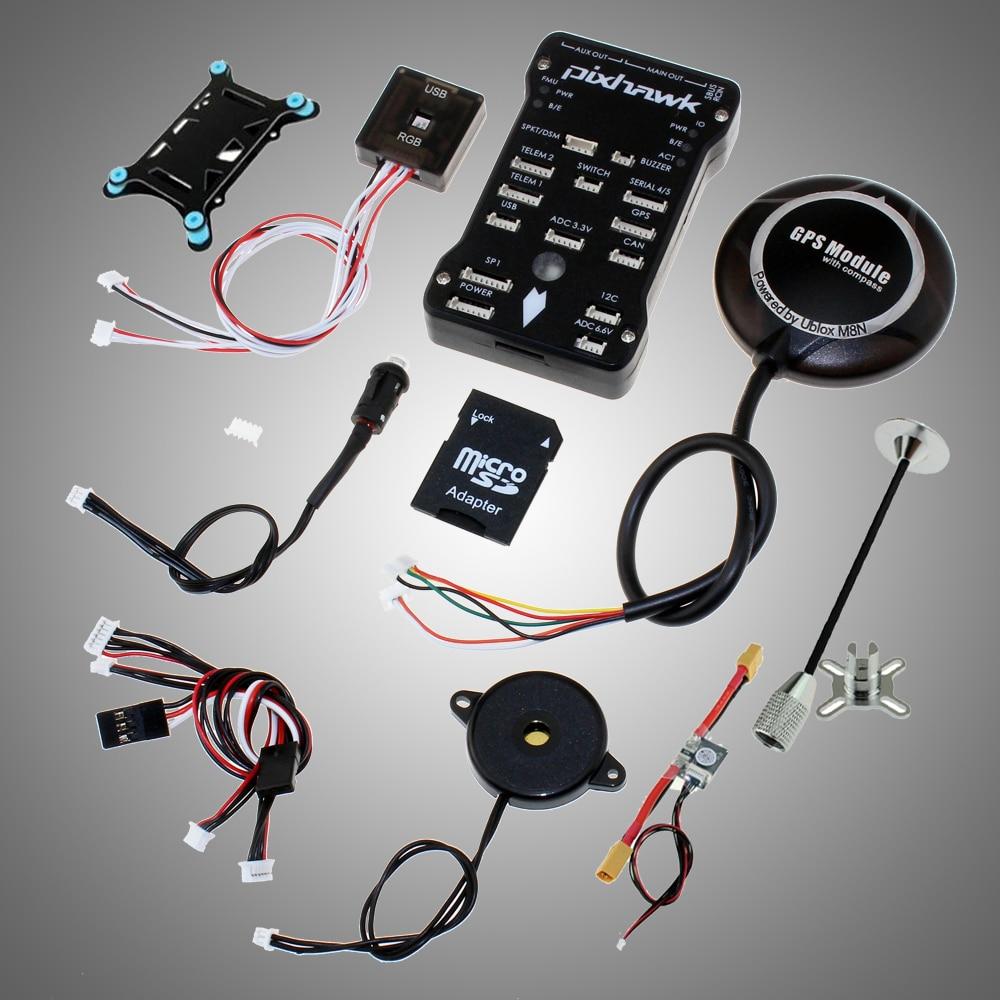 Pixhawk Mini PIX2.4.8 PX4 2.4.8 Flight Controller NEO M8N GPS ...