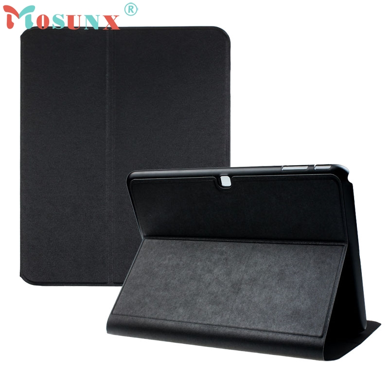 Promotion Business Original Folding Smart PU Leather Case Book Cover for Samsung Galaxy Tab 4 10.1 T530 T531 T535 (SM-T530) business folding smart pu leather book cover case for samsung galaxy tab 4 10 1 t530 t531 t535 tablet screen protector stylus