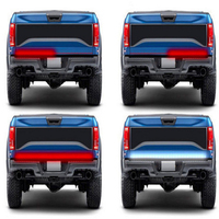 60 6 In 1 Trailer DRL Tailgate Light Bar Turn Signal Truck Led Daytime Running Light