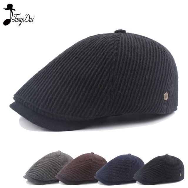Unisex Visor Cap invierno lana mujer sombrero de la boina de las mujeres al  aire libre. Sitúa el cursor encima para ... ae3c74536ca
