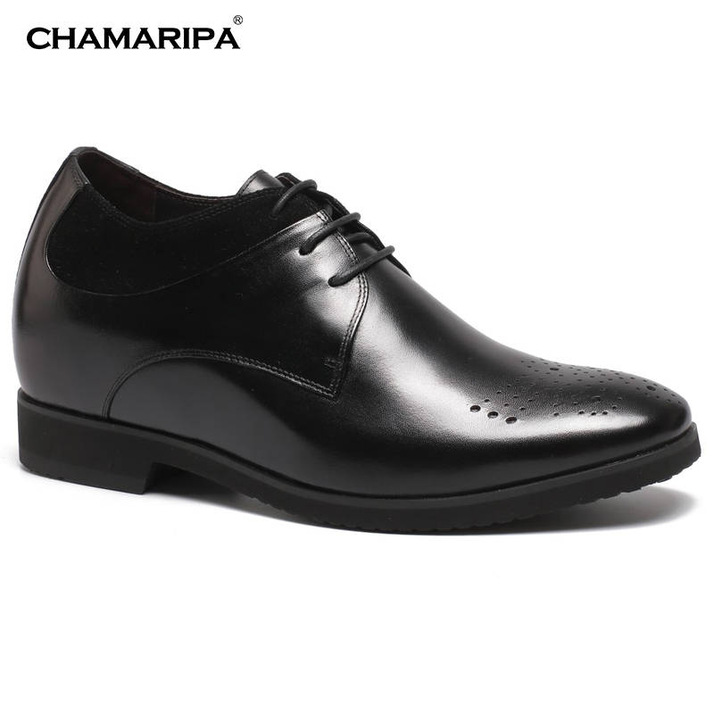 CHAMARIPA Increase Height 10cm/3.94 inch Elevator Shoes ...