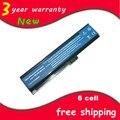 Nueva 4400 mah batería del ordenador portátil para acer aspire 3050 3200 3600 3610 3680 5030 5050 5500 5570 5580 Travelmate 2400 2480 3210