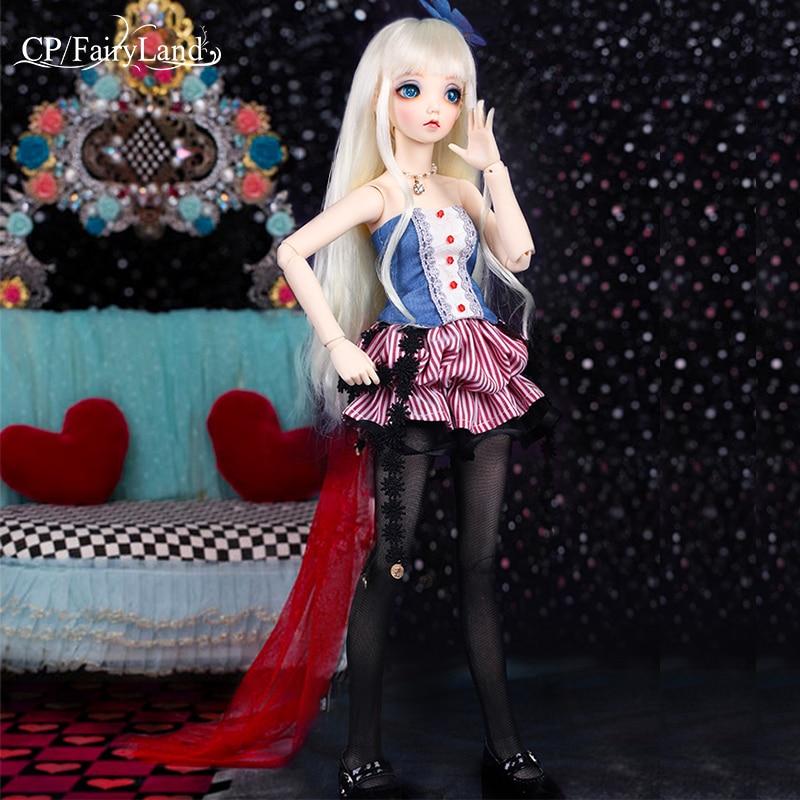 Fairyland Minifee  fullset doll 1/4 sd/bjd model tsum girls toys msd luts delf fairyline littlemonica fl dollsby cp clothes