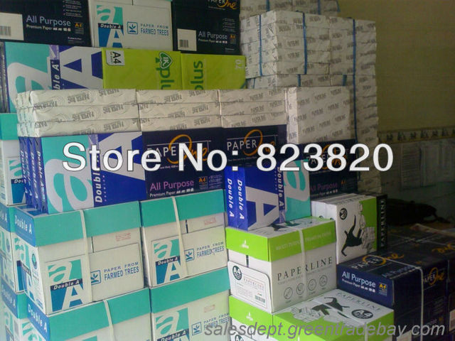US $2 99 |big paper Indonesia manufacturer a4 copy paper 80gsm-in Copy  Paper from Office & School Supplies on Aliexpress com | Alibaba Group