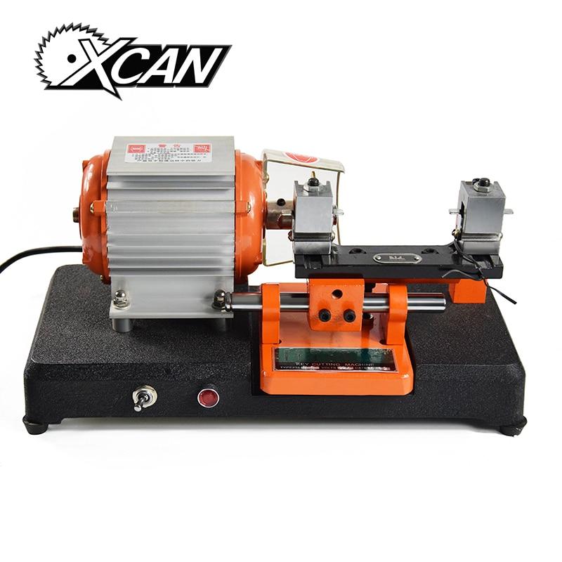 XCAN TH-238RS machine à tailler les clés de verrouillage professionnel choisit des outils de serrurier machine de copie de clé de voiture/porte clés