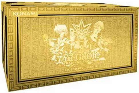 Yu-gi-oh!: iniciantes temáticos lendários decks ii (yugi, kaiba, joey)