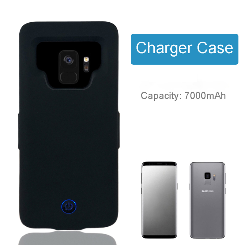 7000mAh A8 Battery Case For Samsung A8 Plus Battery Charger Case Power Bank Pack External Charger Cover New Backup Extra