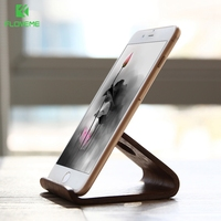 FLOVEME Universal Wooden Phone Stand Holder For IPhone 6 6s 7 Plus 5 5s Se Samsung