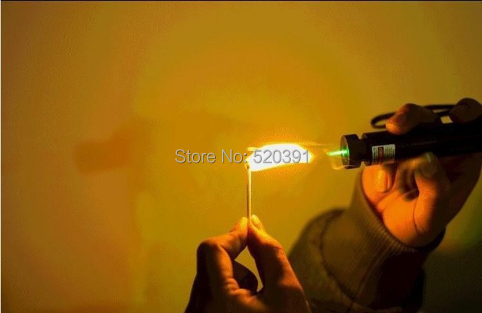 High Power Green Laser Pointer Led Flashlight 100000m 532nm LED SOS LAZER Torch Focus Burning Match,Pop Balloon,Burn Cigarettes