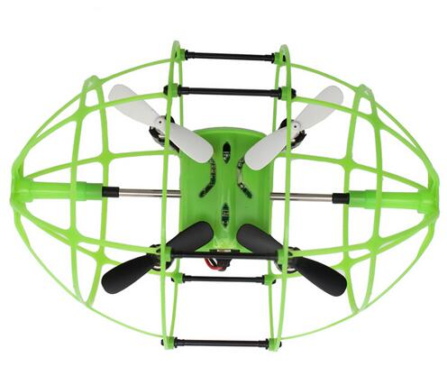 Mini UFO rc drone Tk-69 4CH 2.4GHz 6-Axis Gyro Climb RC RTF Quadcopter Drone with Rugby Football Protective Cover rc toy gifts