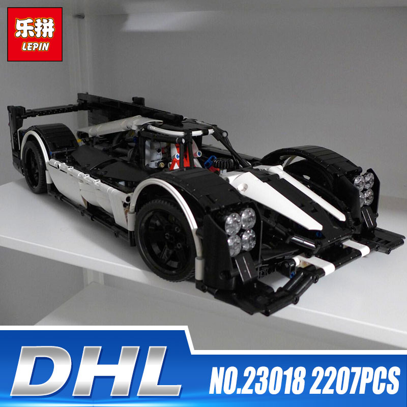 2018 New Lepin 23018 Moc 5530 Hybrid Technic Series Super Racing Car Blocks Bricks Building Educational Toys Model Gifts Funny цена 2017