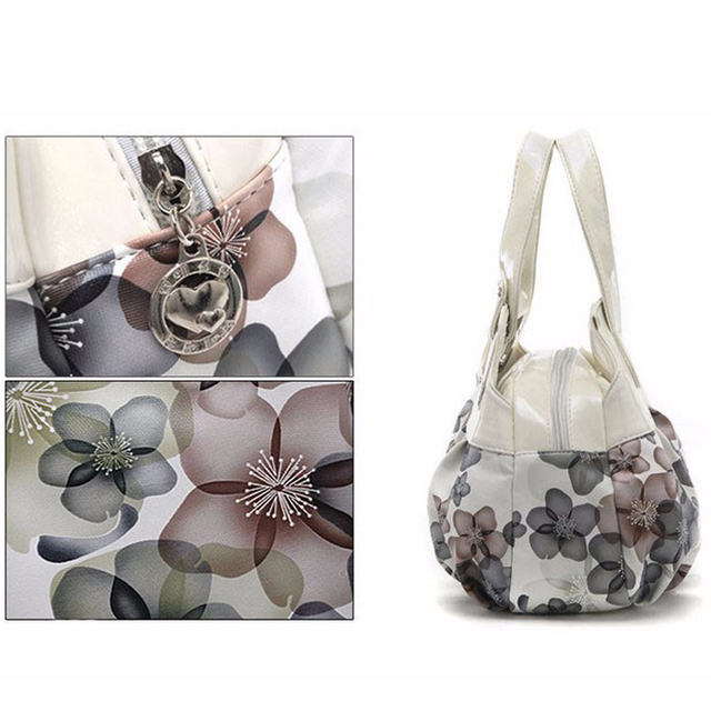 Fashion Printing Women Handbags Famous Brands Floral Messenger Bags Ladies Shoulder Bags Casual Women Bags Hot Sale Pouch LS1030