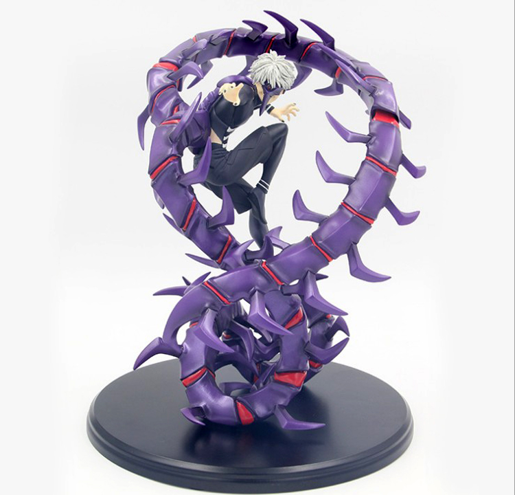 1pcs 28CM Japanese anime figure di molto bene Tokyo Ghoul Centipede kaneki ken action figure collectible model toys brinquedos hot 1pcs 28cm pvc japanese sexy anime figure dragon toy tag policwoman action figure collectible model toys brinquedos