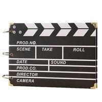 A4 Defteri Albüm Direktörü Kurulu El Yapımı DIY Yaratıcı Film Zanaat Macera Karalama Defteri