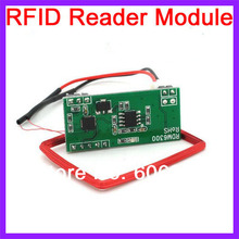 125Khz RFID Reader font b Module b font RDM6300 UART Output Access Control System for font