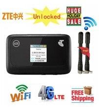 Разблокированная антенна zte MF910 Plus 4g Мобильная точка доступа 150 Мбит/с 4G точка доступа LTE мобильный 4G LTE Pocked Wi-Fi роутер
