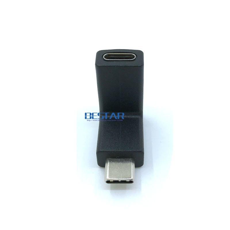 Nuevo diseño de codo 10Gbps 90 grados con ángulo recto USB-C USB - Cables de computadora y conectores - foto 4