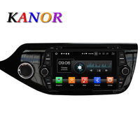 KANOR Eight Core Android 6 0 RAM 2G 32G ROM For Kia CEED 2013 2014 2015