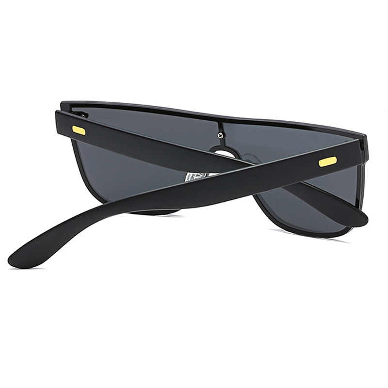 f017784fbf0 ... Vintage Sunglasses Men Flat Lens Rimless Square Frame Mirror Shades  Mens Cool Sun Glasses Male Oculos ...