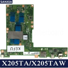 купить KEFU X205TA  Laptop motherboard for ASUS X205TA X205TAW X205T X205 Test original mainboard 32G дешево
