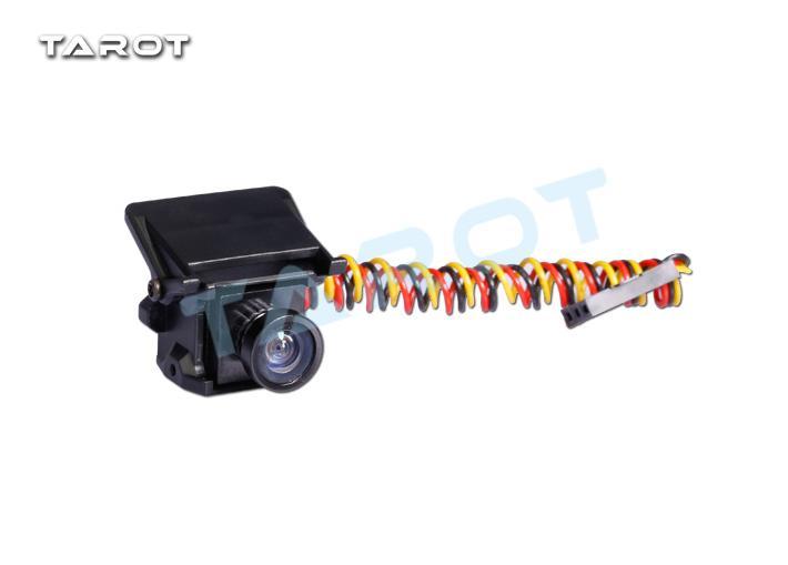 Tarot Robocat Mini FPV HD Camera 5-12V PAL for 250 280 300 Quadcopter TL300M1 F16004 aomway 1200tvl 960p ccd hd mini camera 2 8mm lens for fpv