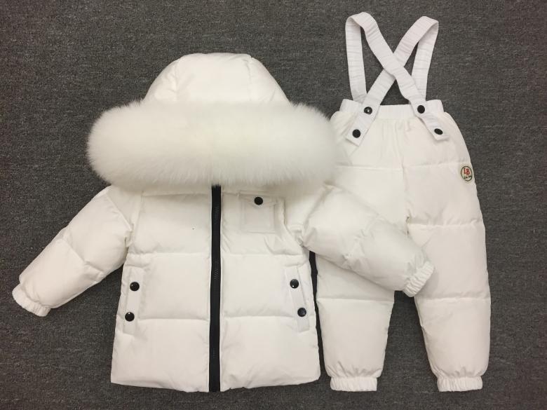 2019 nouvelle marque Orangemom vêtements costume russie hiver chaud doudoune vêtements adolescents pour garçons grand capuche épaississement Outwear