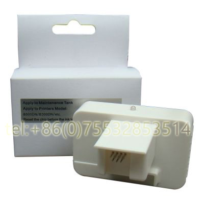 Chip Resetter for B500DN/B300/B510DN/B310/B508DN/B308/B518DN/B318 Refillable Maintenance Tank