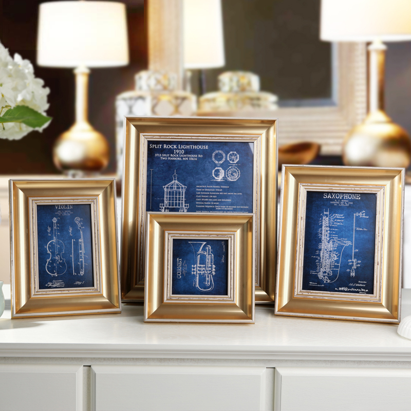 Wholesale Price Photo Frame Hot Sell 46710 Inch Creative Gift Diy