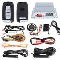433.92 MHZ kit de alarme de carro PKE keyless entry passive com Toque de entrada de senha, motor de arranque remoto e pressione o botão start stop