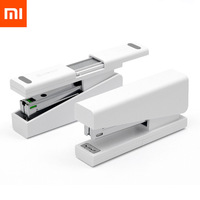 Xiaomi Mijia Kaco LEMO Stapler 24/6 26/6 With 100pcs Staples For Paper Office School Home With Staples White
