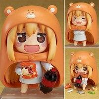 BS S 10cm 4 Nendoroid Anime Himouto Umaru Chan Doma Umaru Boxed 10cm PVC Acton Figure