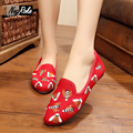 Fashion bling embroidery flats shoes women cute ladies shoes leisure canvas mary jane flats oxford shoes for women zapatillas