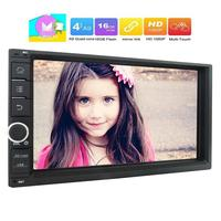 Android6 0 Car Stereo 7 Two Din GPS Navigation Headunit NO DVD Player In Dash Radio