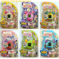 6 Colors Tamagotchi 90s Nostalgic 12 Pets In One Virtual Cyber Pet Toy Funny Electronic Pets