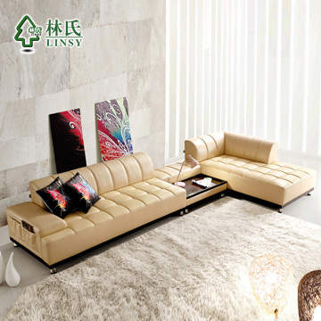 Online Lim Furniture Leather Sofa