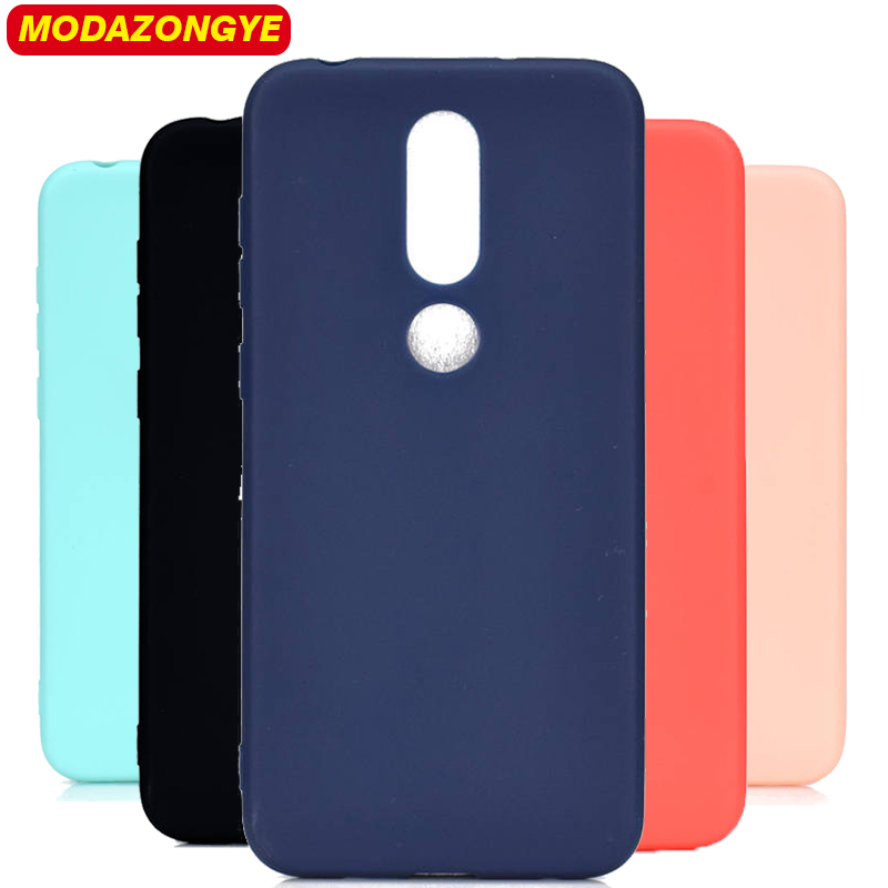 "Nokia 5.1 Plus Case Soft Silicone Tpu Cover Phone Case Nokia 5.1 Plus TA-1105 TA-1108 TA-1120 TA-1112 Nokia5.1 Plus Case 5.86"""