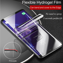 For Samsung Galaxy M30 M20 M10 Full Cover Hydrogel Film Screen Protector S10 Plus S10E A30 A10 A20 A40 A60 A70